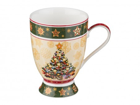 "Кружка ""christmas collection"" 300 мл (кор=36шт.) Lefard (586-178)"